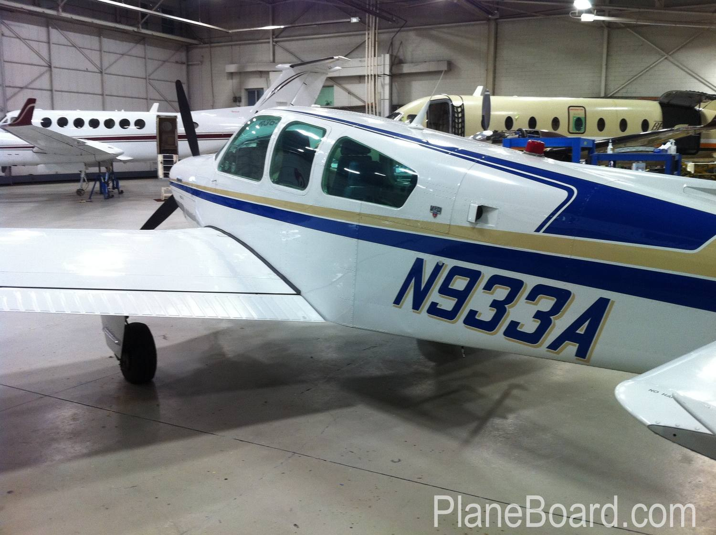 1991 Beechcraft F35 Bonanza primary