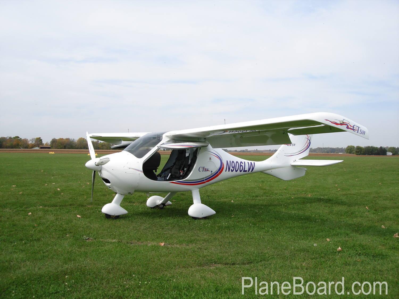2006 Flight Design CTSW exterior 0