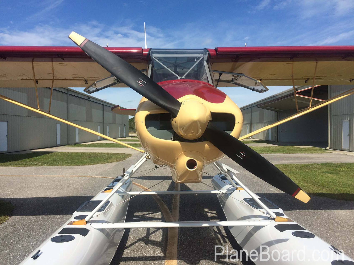 2010 Piper Super Cub primary