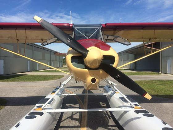 2010 Piper Super Cub