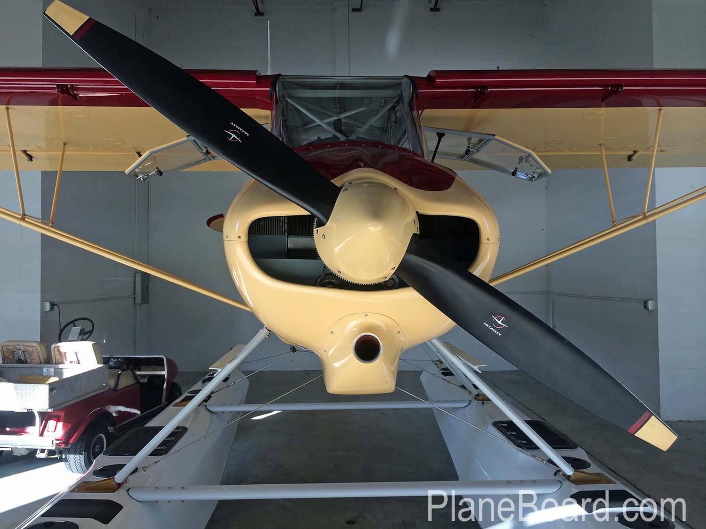 2010 Piper Super Cub exterior 2