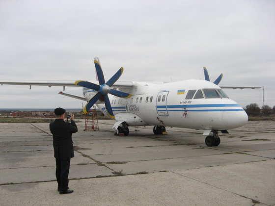 2004 Antonov An-140