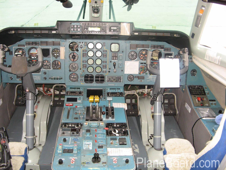 2004 Antonov An-140 interior 2