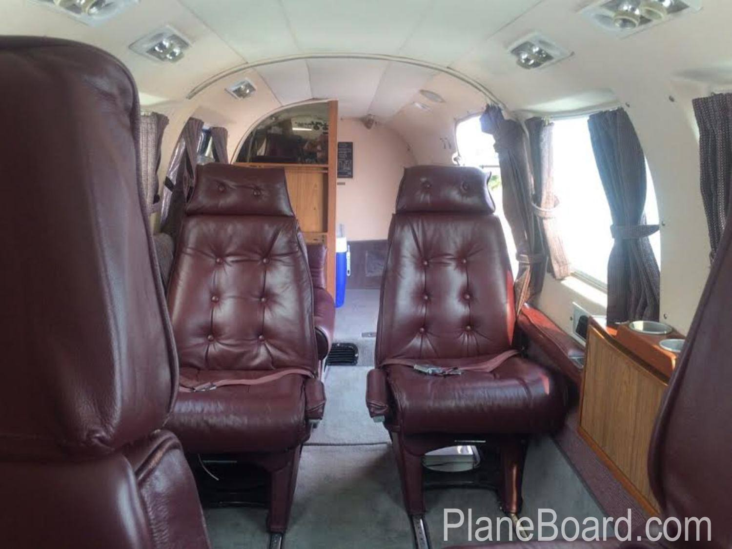 1979 Piper Navajo CR interior 7