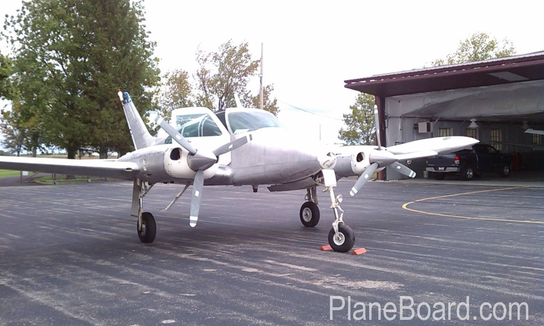 1965 Cessna 310 primary