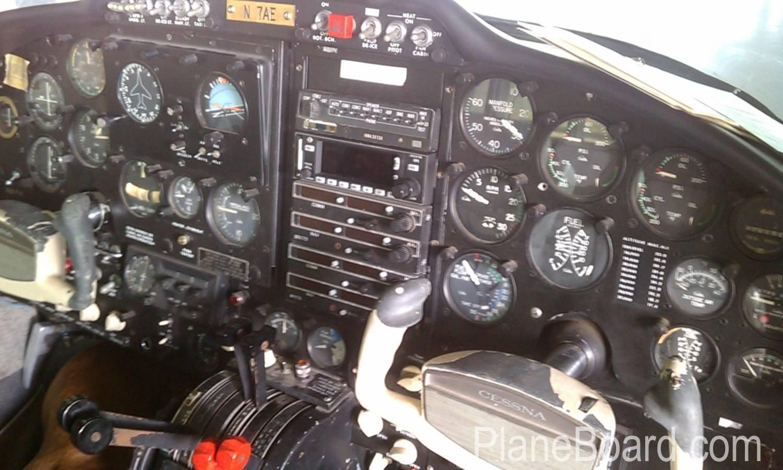 1965 Cessna 310 exterior 0