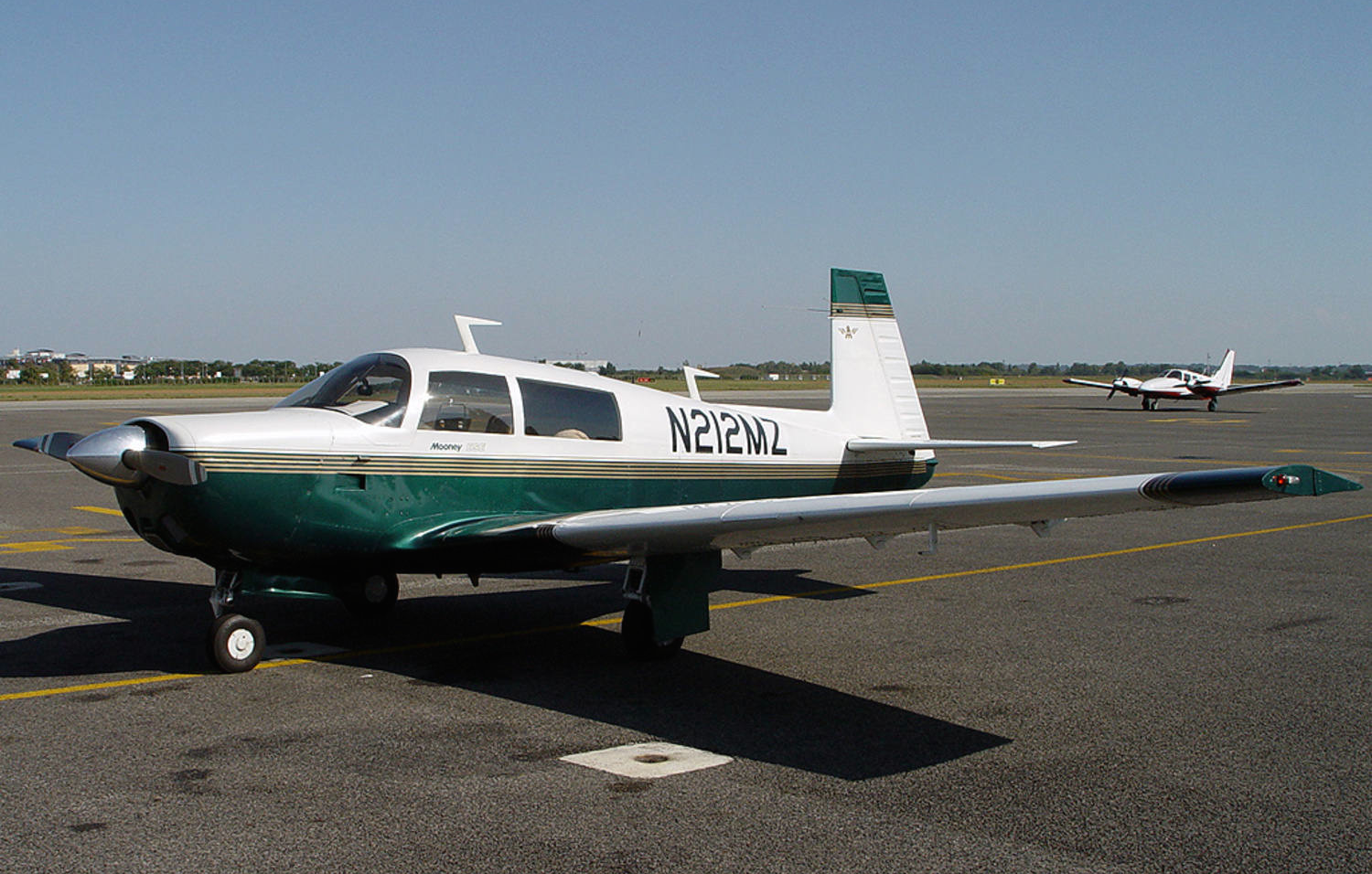 1976 Mooney M20f Exec 21 For Sale N212mz Planeboard