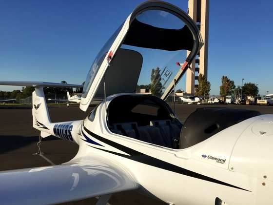 2007 Diamond DA20 C-1 Eclipse