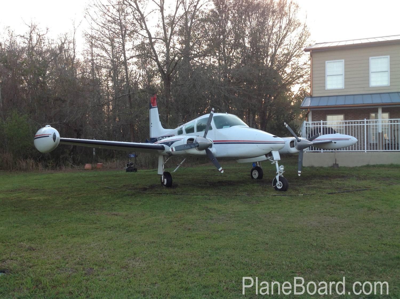 1958 Cessna 310B primary