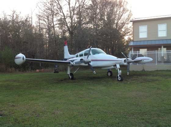 1958 Cessna 310B