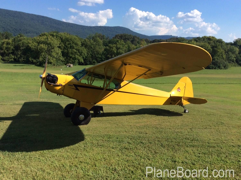 1946 Piper J-3 Cub primary