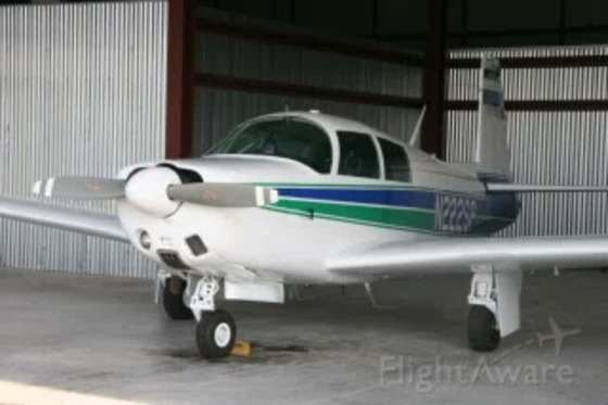 1965 Mooney M20E Super 21