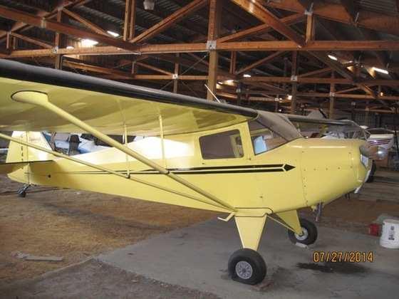 1941 Taylorcraft BC-65