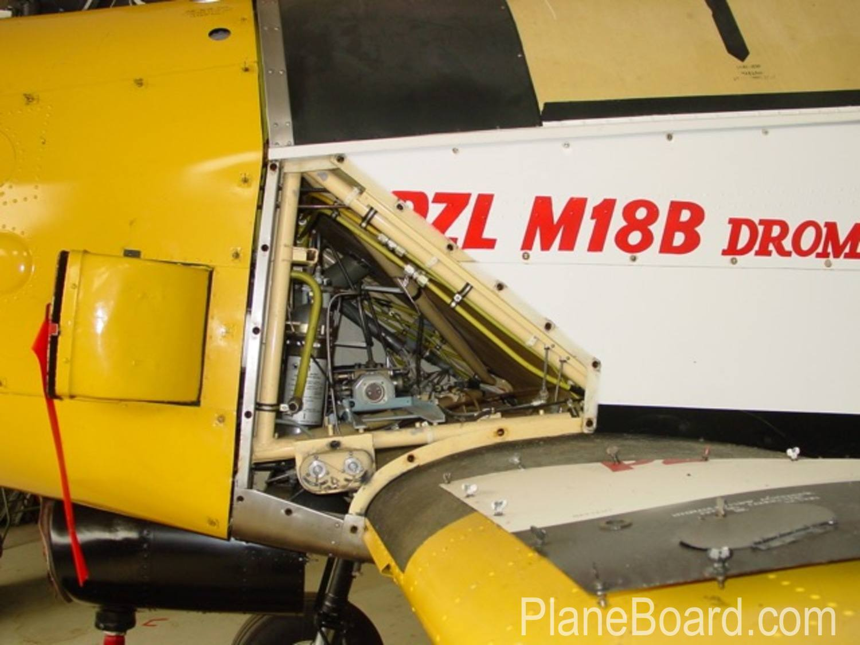 1994 PZL M18 Dromader exterior 1