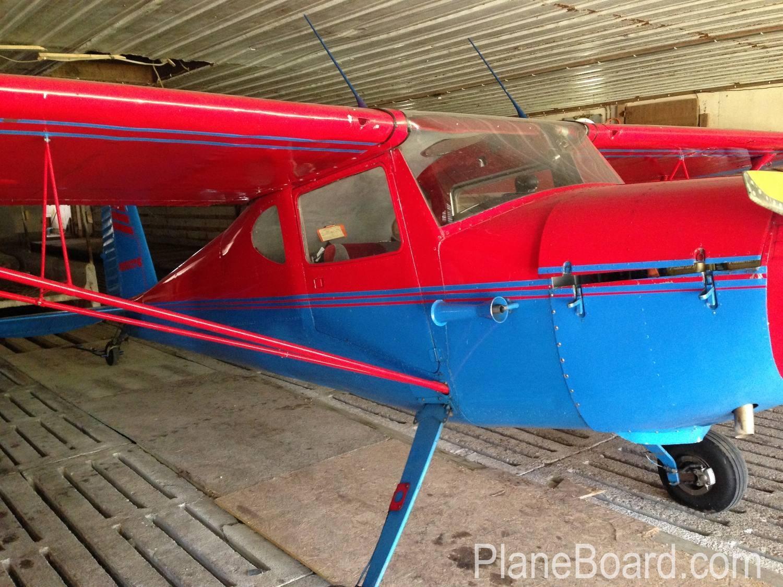 1946 Cessna 140 exterior 4
