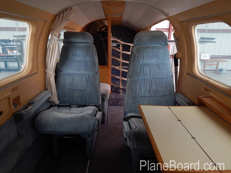 1984 Piper P-Navajo interior 6