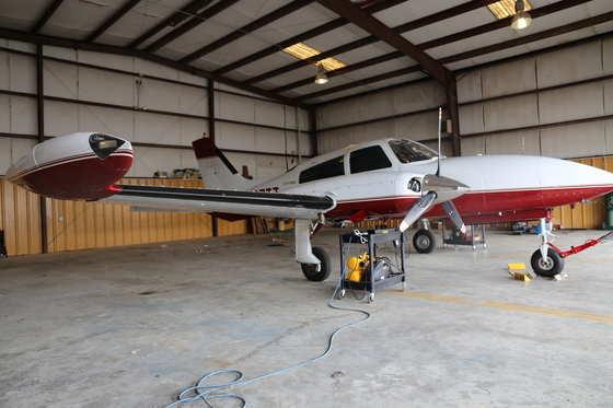 1978 Cessna T310R