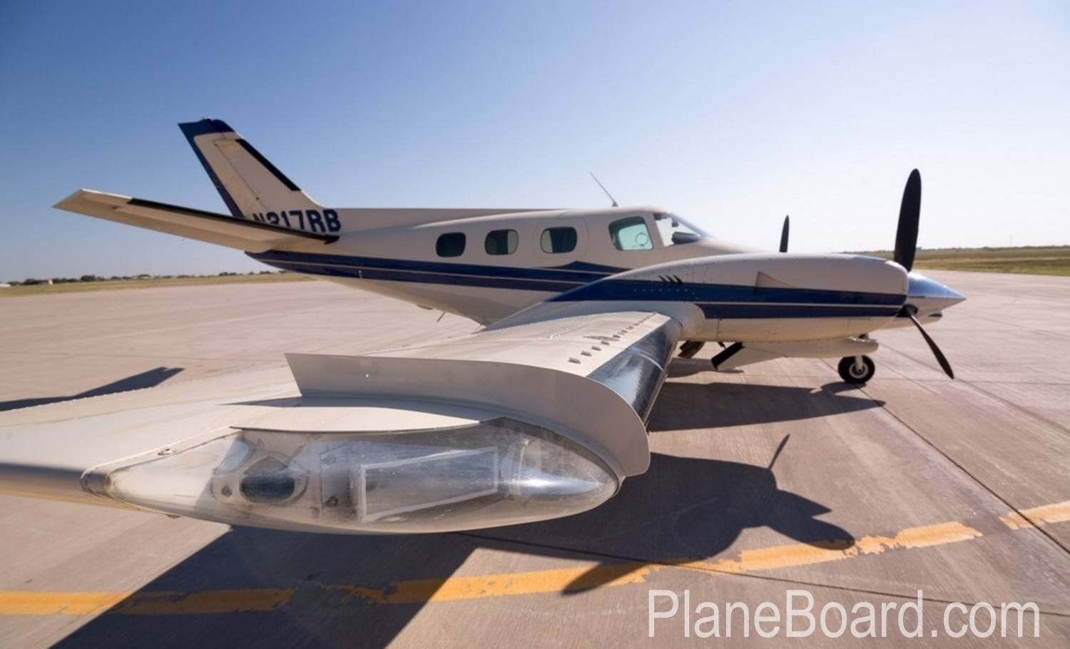 1978 Beechcraft 60 Duke primary