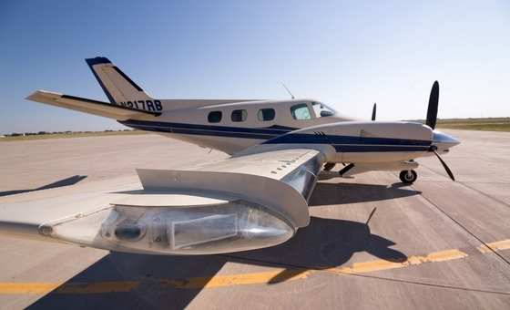 1978 Beechcraft 60 Duke