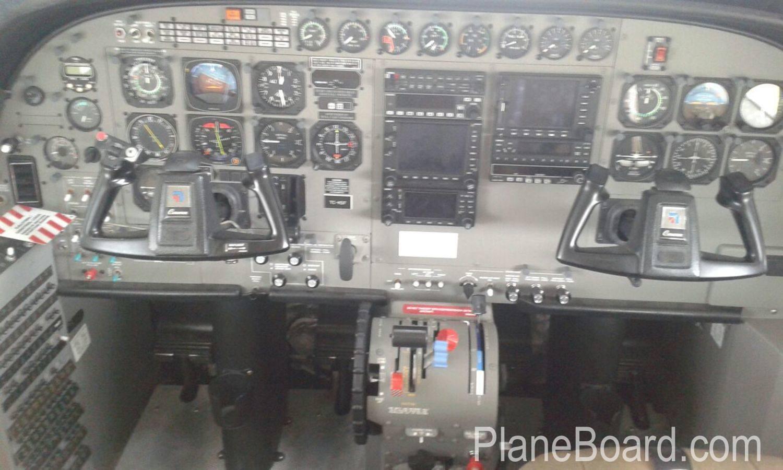 2008 Cessna 208 Amphibian interior 4