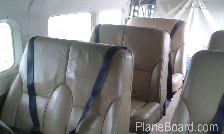 2008 Cessna 208 Amphibian interior 3