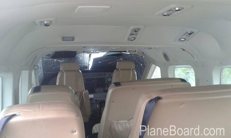 2008 Cessna 208 Amphibian interior 5