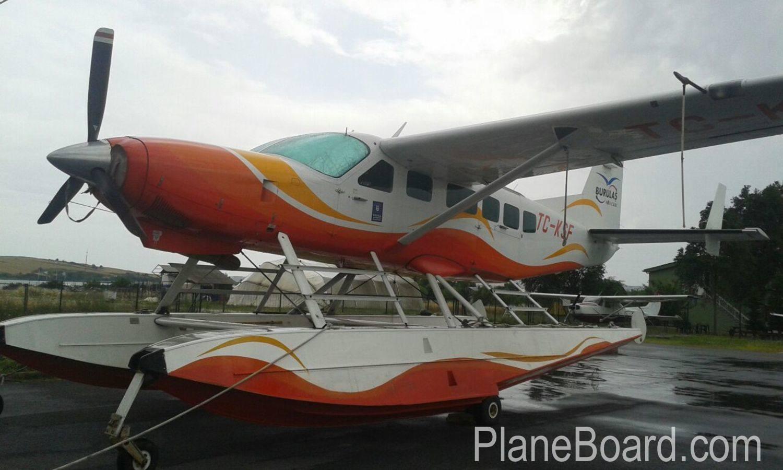2008 Cessna 208 Amphibian exterior 0