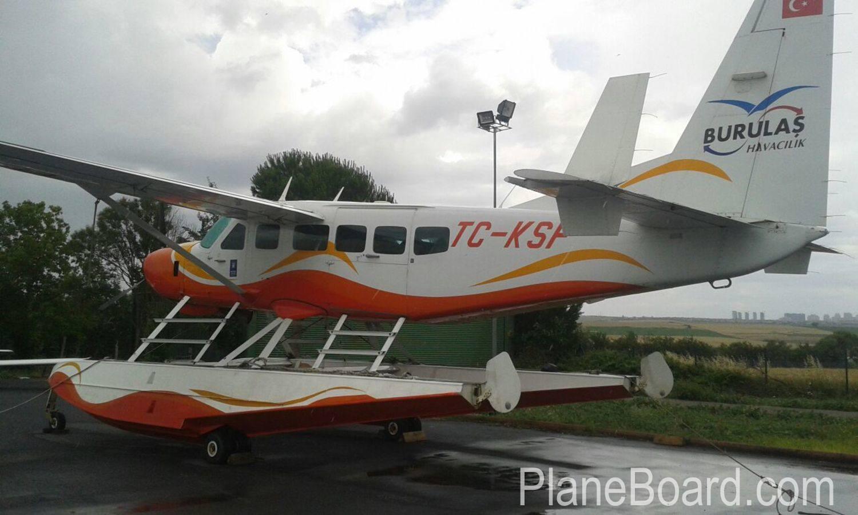 2008 Cessna 208 Amphibian exterior 1