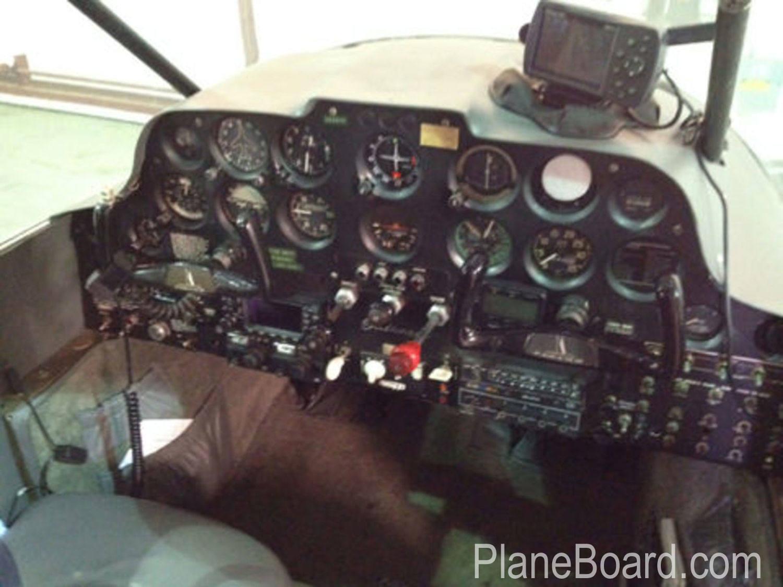1972 Bellanca Super Viking interior 3