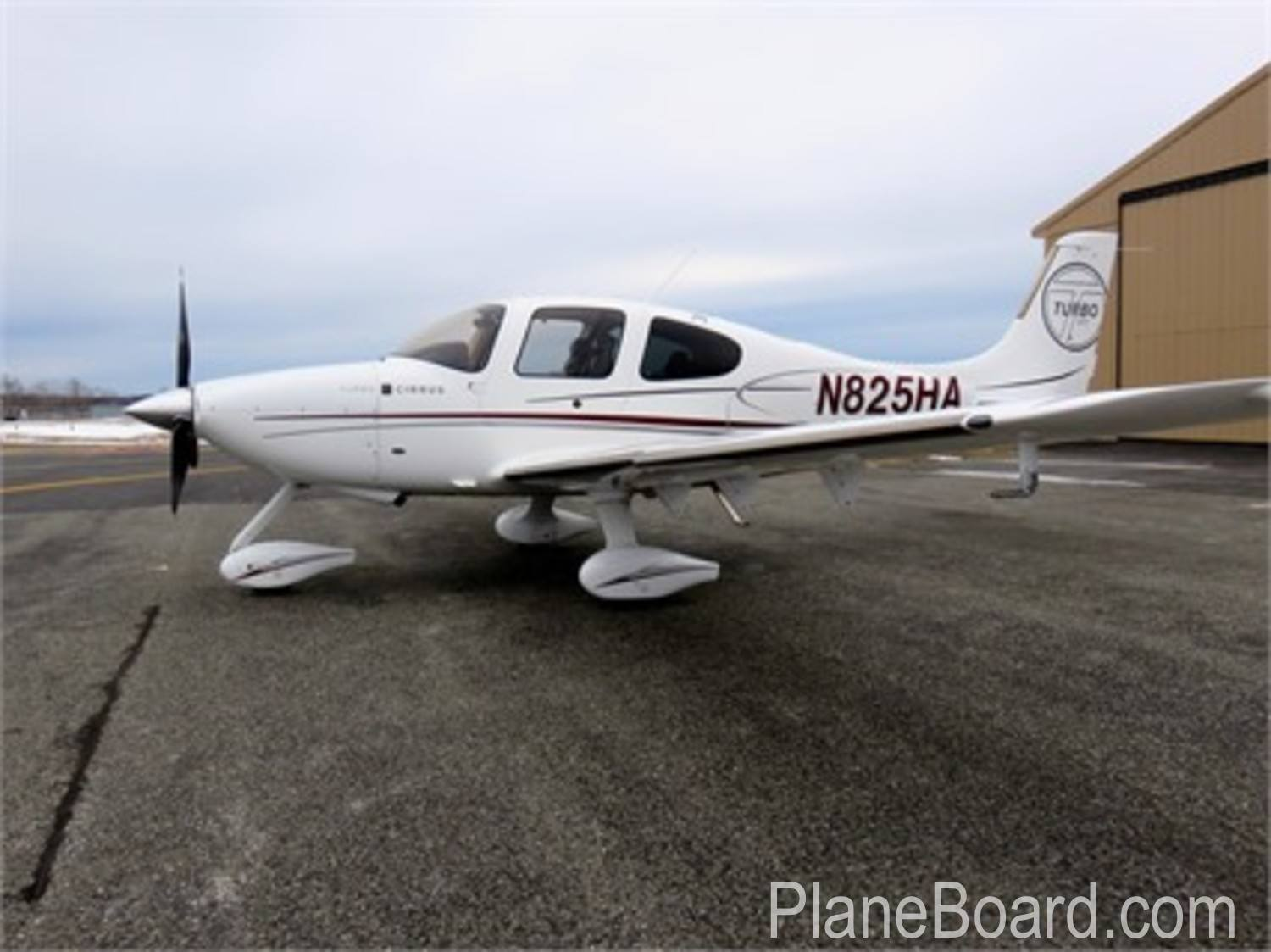 2009 Cirrus SR22-G3 Turbo GTS primary