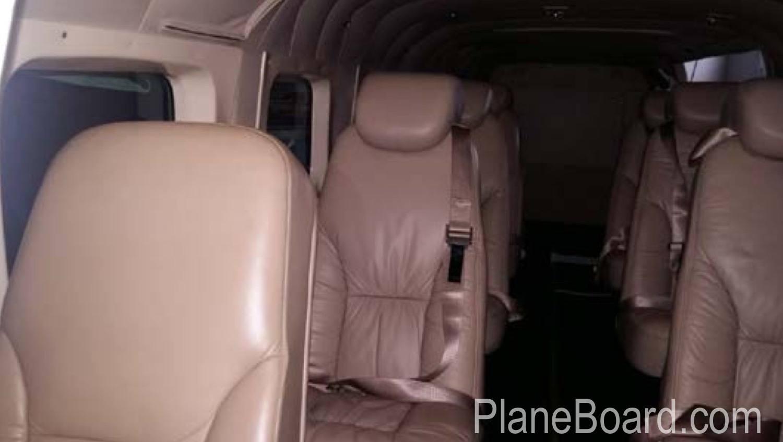 1991 Cessna 208B Grand Caravan interior 4