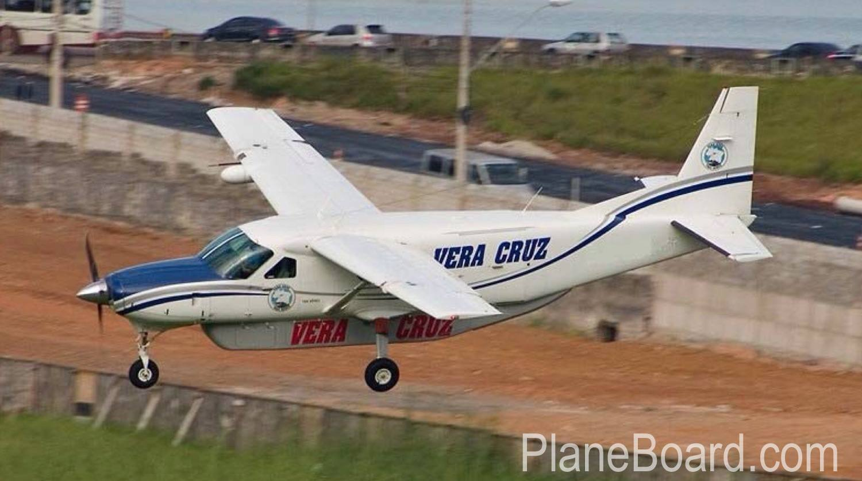 2006 Cessna Cargomaster primary