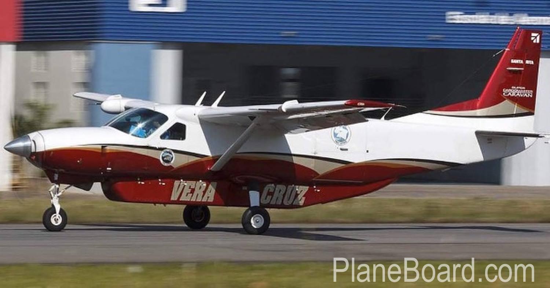 2007 Cessna 208B Grand Caravan exterior 0
