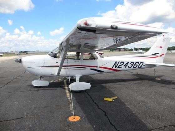 2006 Cessna 172S Skyhawk SP