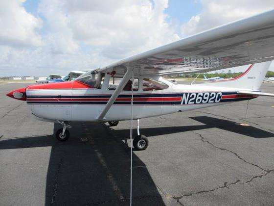 1978 Cessna 182RG Skylane