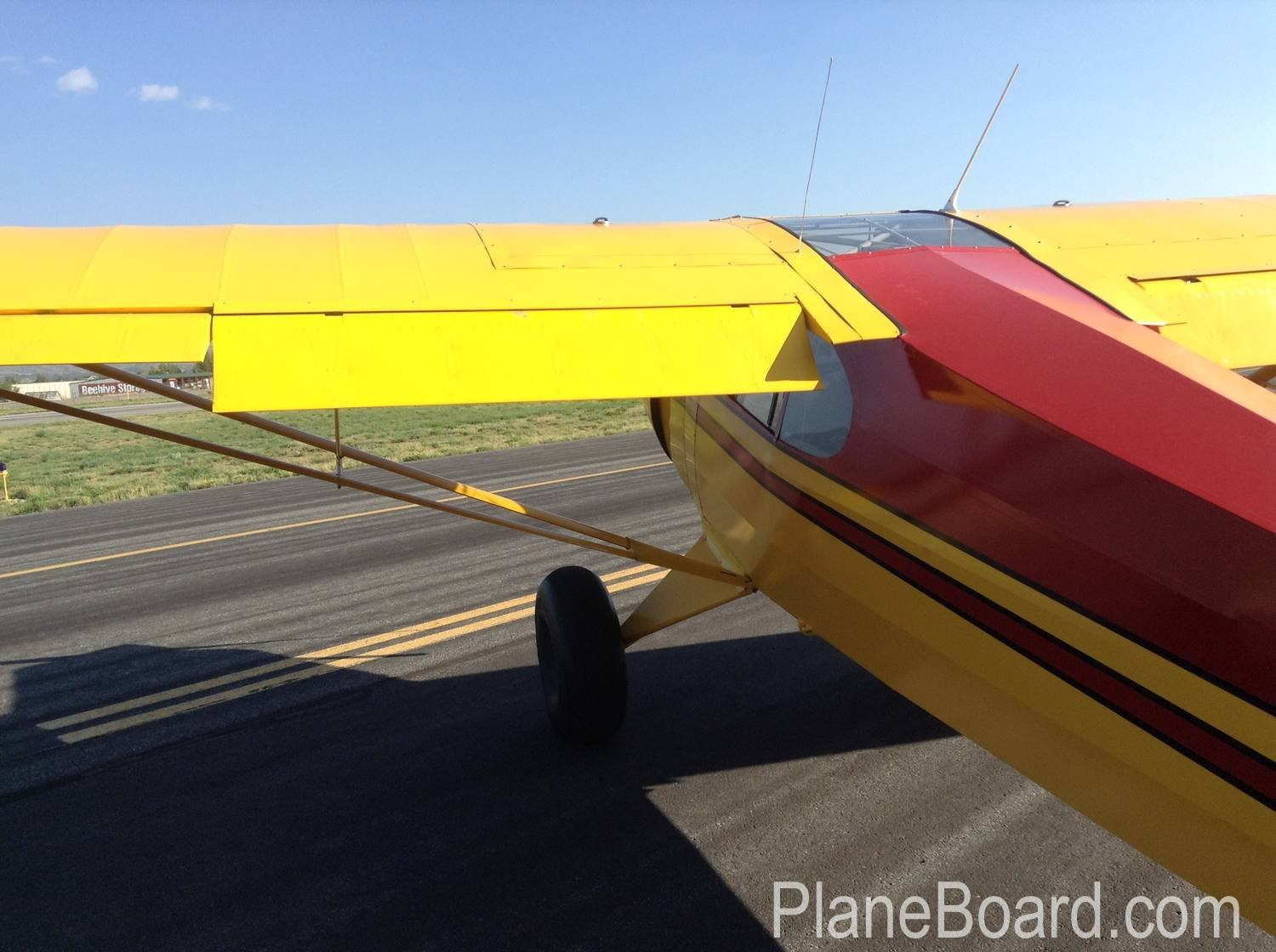 1947 Piper Super Cruiser For Sale N3359m Planeboard