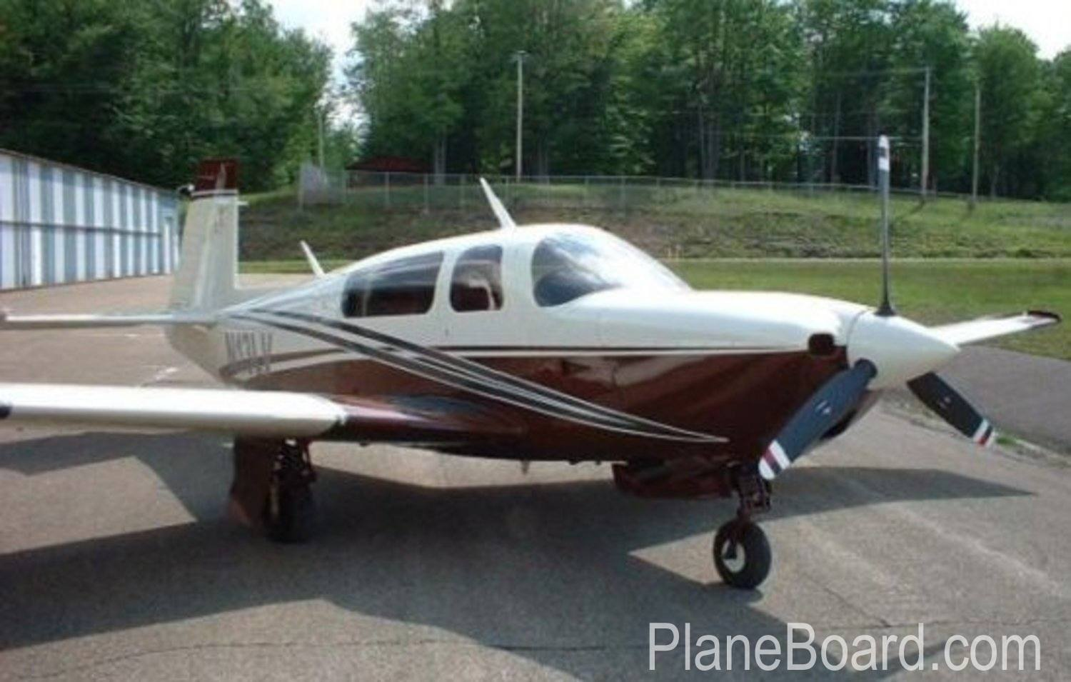 1998 Mooney M20R Ovation primary