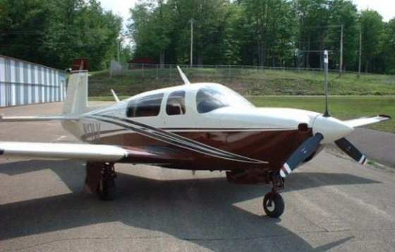 1998 Mooney M20R Ovation