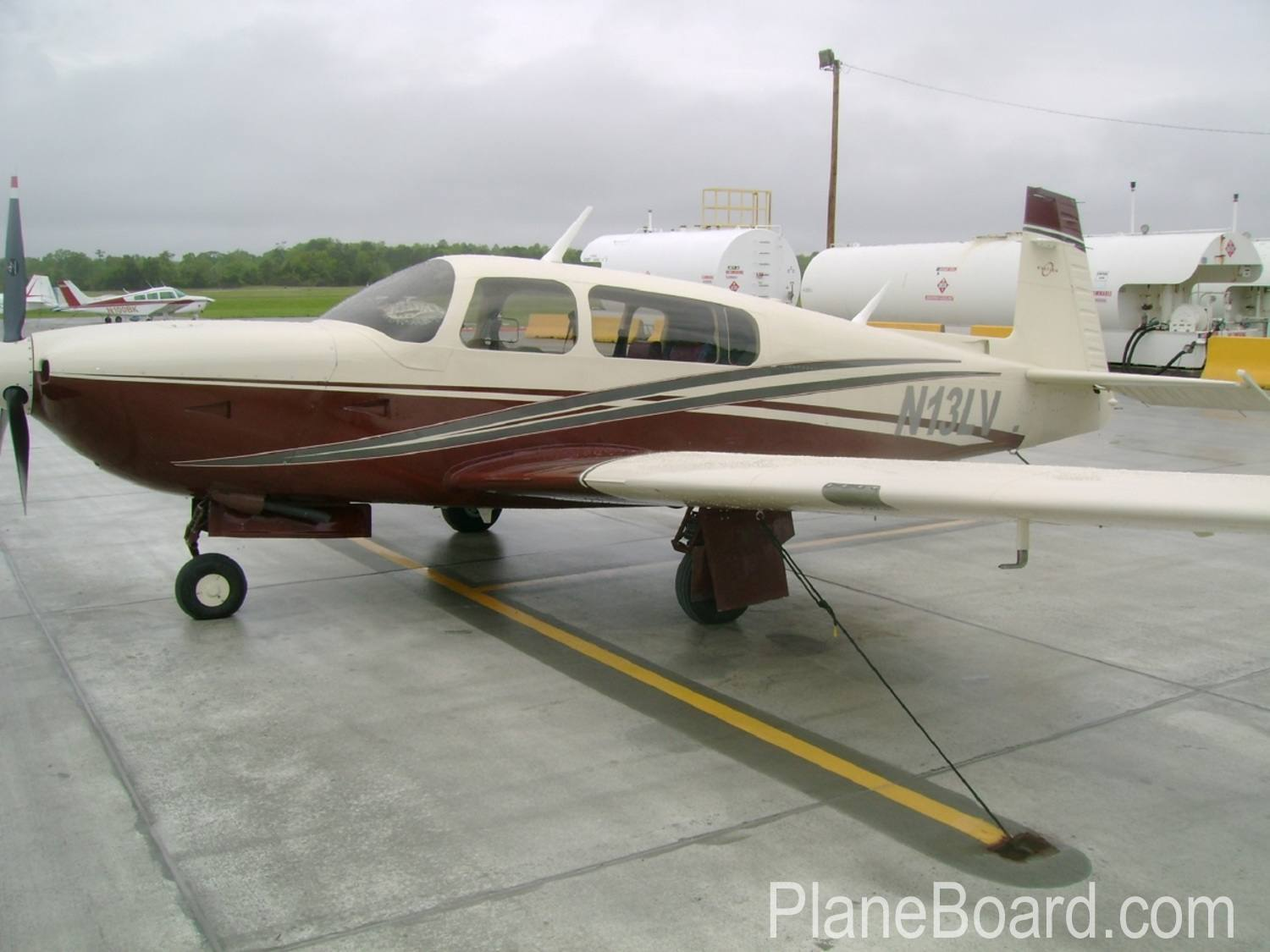 1998 Mooney M20R Ovation exterior 7