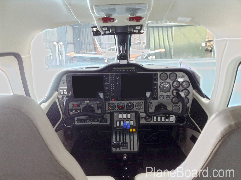 2014 Tencam P2006T interior 2