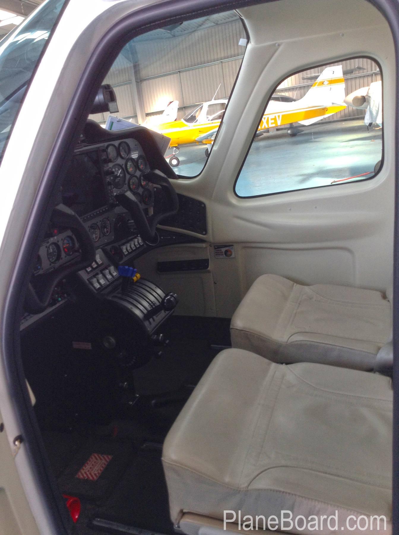 2014 Tencam P2006T interior 3
