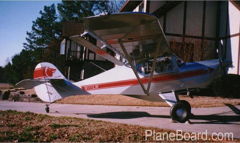 1996 Avid Flyer exterior 1