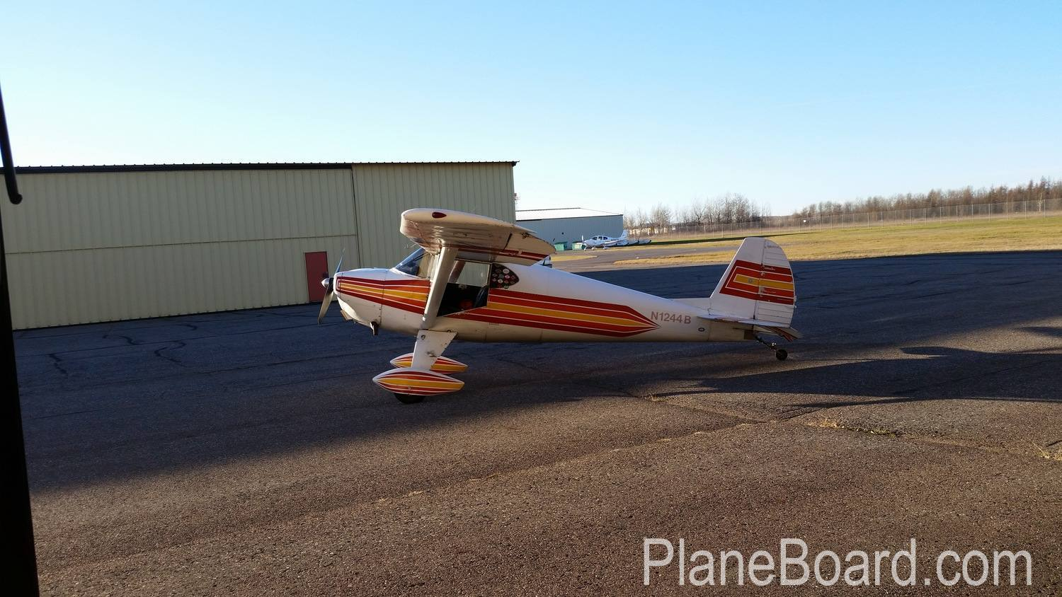 1947 Luscombe 8A primary