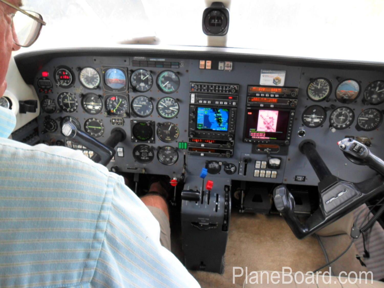 1984 Piper Malibu interior 8
