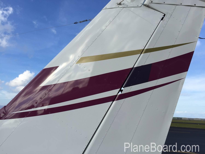 1980 Cessna 172RG Cutlass exterior 0