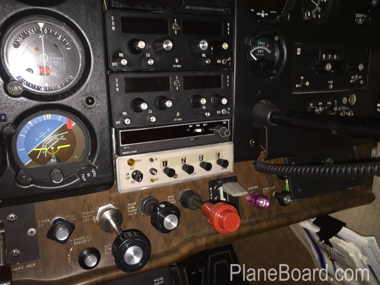 1980 Cessna 172RG Cutlass exterior 6