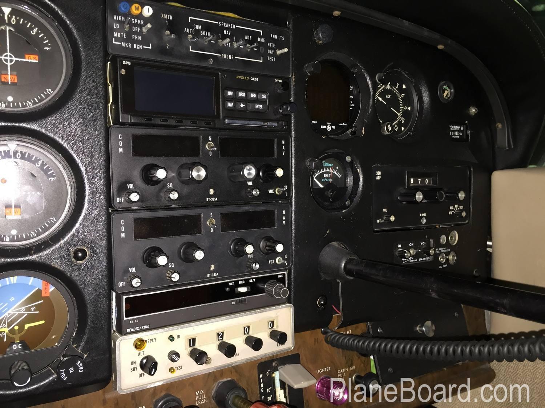 1980 Cessna 172RG Cutlass exterior 7