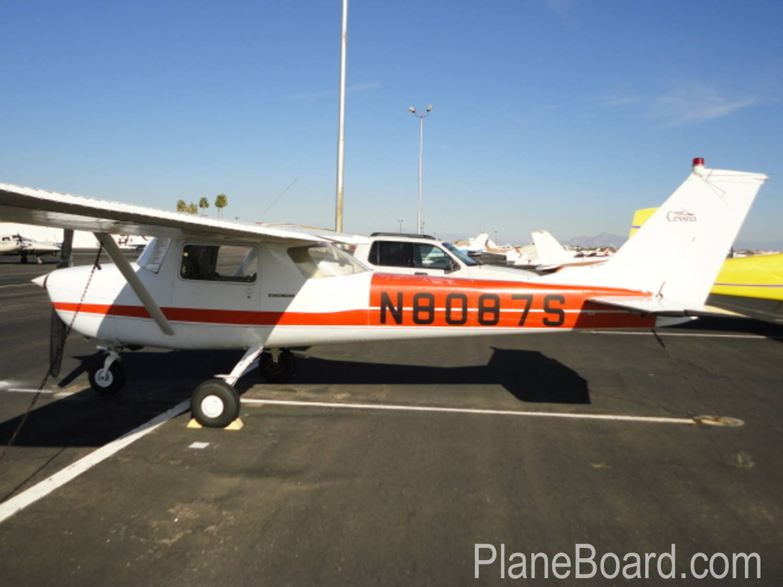 1965 Cessna 150 primary