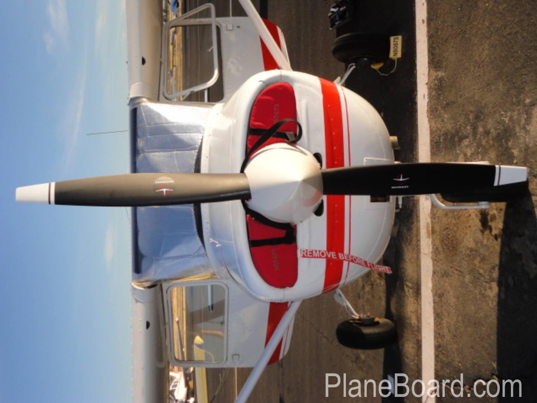 1965 Cessna 150 exterior 1