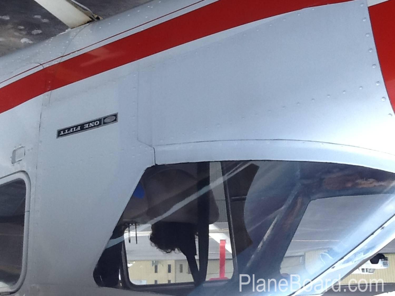 1965 Cessna 150 exterior 5
